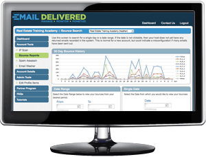 Email Delivered Bounce Monitor
