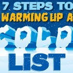 warming  up a cold list
