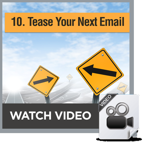 email copywriting video